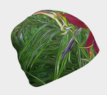 Red Tigerlily Garden Hat