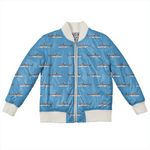 Sharks Kids Bomber Jacket