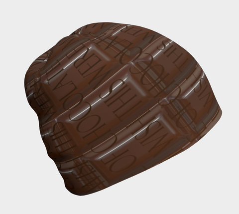 Chocolate Bar Hat