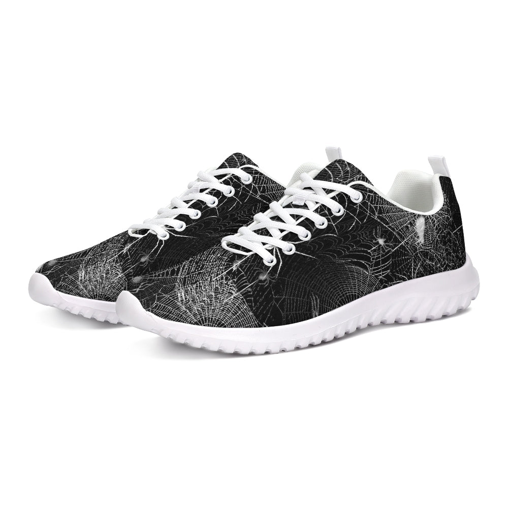 Spider Webs Athletic Shoe