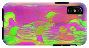 Birds Ducks - Phone Case
