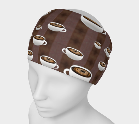 True Coffee Repeat Headband