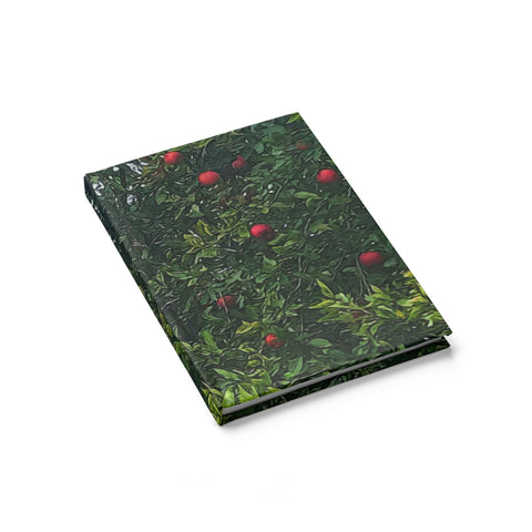 Apple Tree Close Up Journal - Blank