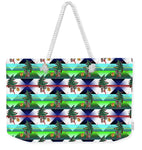 Dancing Christmas Tree - Weekender Tote Bag
