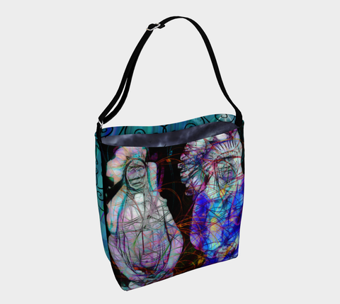 Tribal American Day Tote