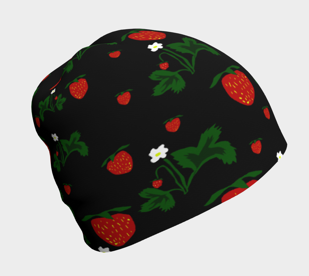 Wild Strawberries Hat