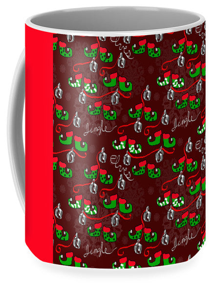 Elves Jingle - Mug