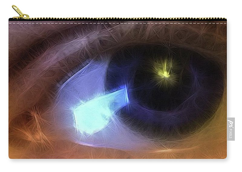 Eye Of The Artist - Carry-All Pouch