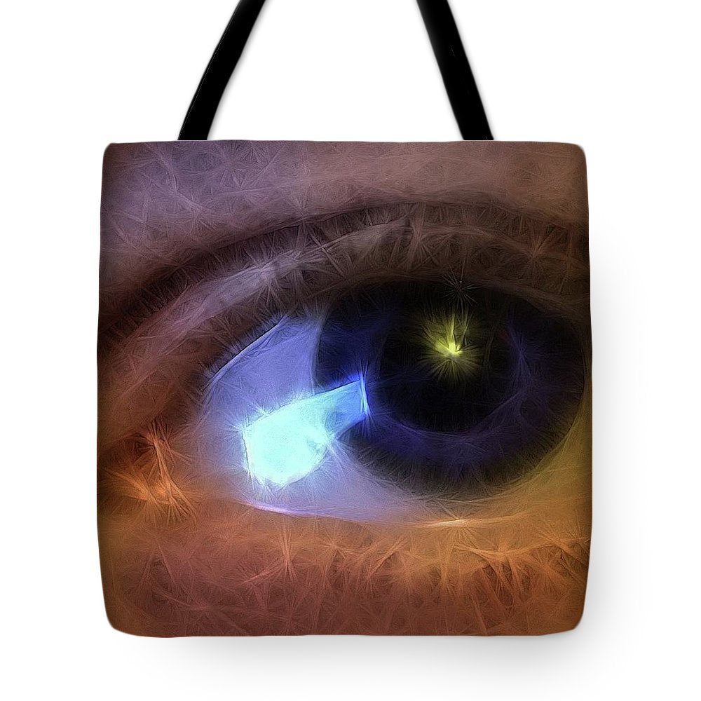 Eye Of The Artist - Tote Bag