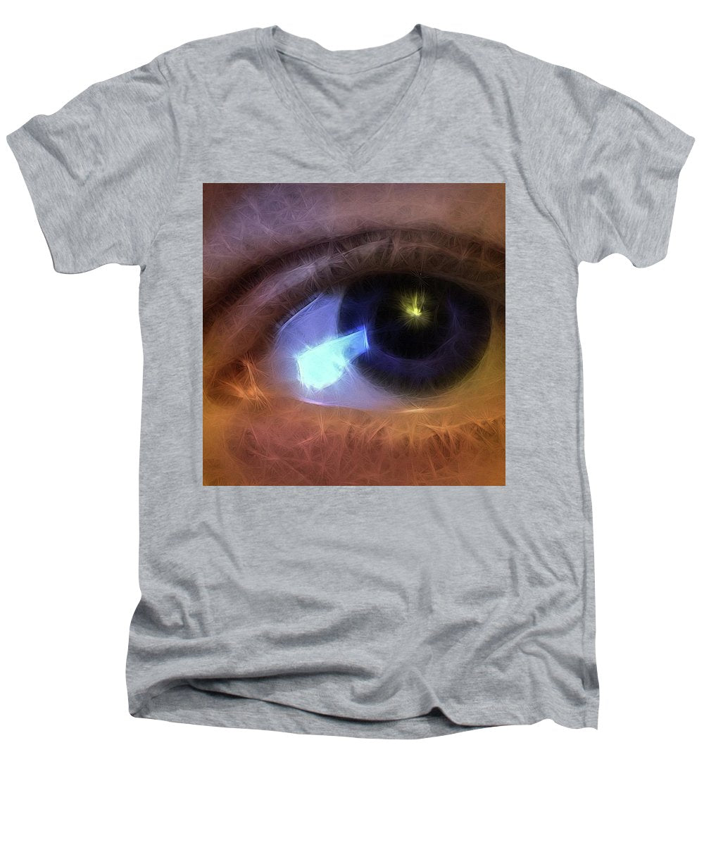 Eye Of The Artist - Men's V-Neck T-Shirt