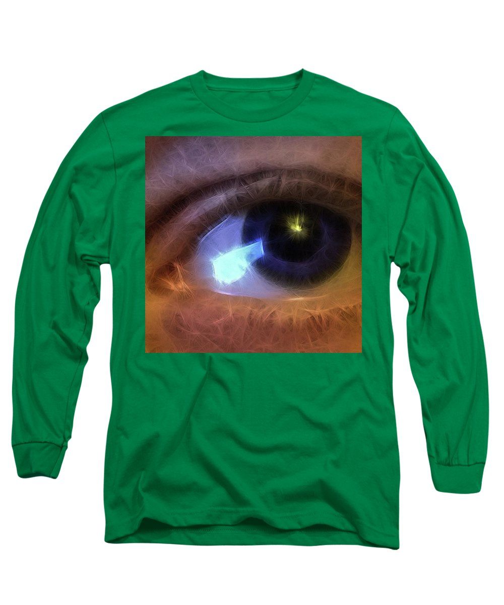 Eye Of The Artist - Long Sleeve T-Shirt