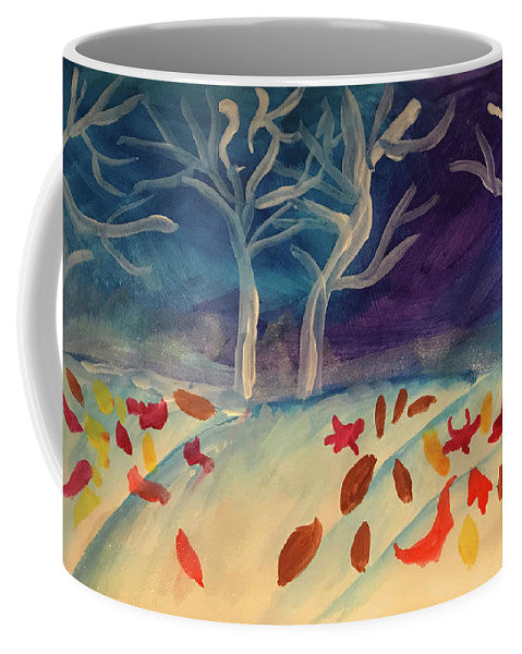 First Snow Came Early - Mug - expressive-flower-art-goods.myshopify.com