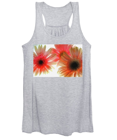Flowers 2602 - Women's Tank Top