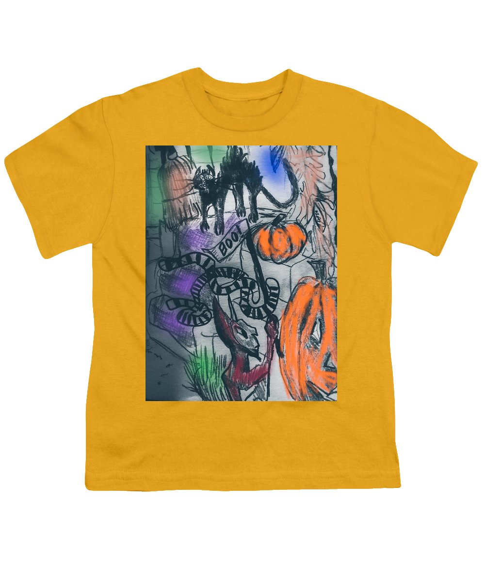 Halloween Scare - Youth T-Shirt