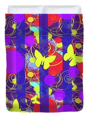 Happy Spring Pattern - Duvet Cover