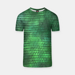 Green Dragon Scales T-shirt