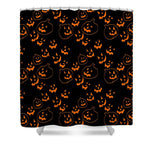 Jack O Lanterns - Shower Curtain