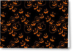Jack O Lanterns - Greeting Card