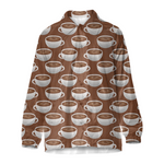 Coffee On Coffee Coach Jacket