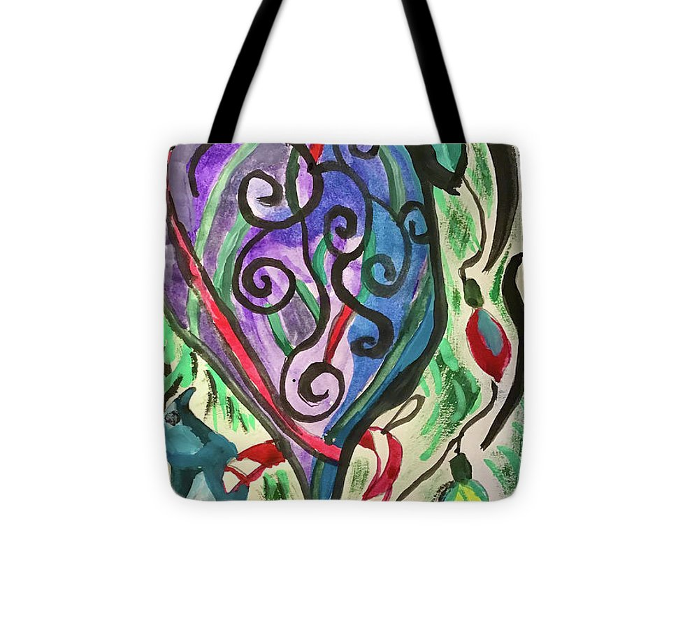 My Favorite Ornament On The Tree This Year - Tote Bag - expressive-flower-art-goods.myshopify.com