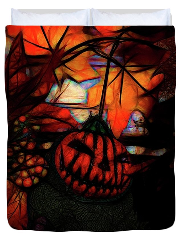 Pumpkin King - Duvet Cover