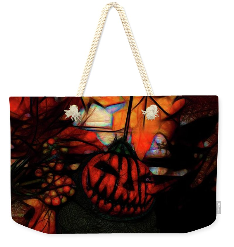 Pumpkin King - Weekender Tote Bag