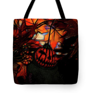 Pumpkin King - Tote Bag