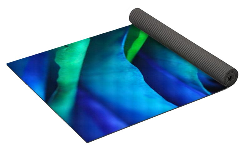 Rainbow Rose 17 - Yoga Mat