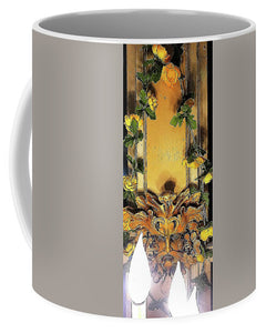 Spring Celtic Mask - Mug
