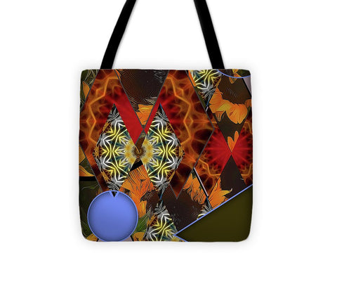 Sunflower Collage - Tote Bag