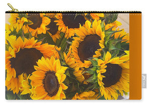 Sunflowers - Carry-All Pouch