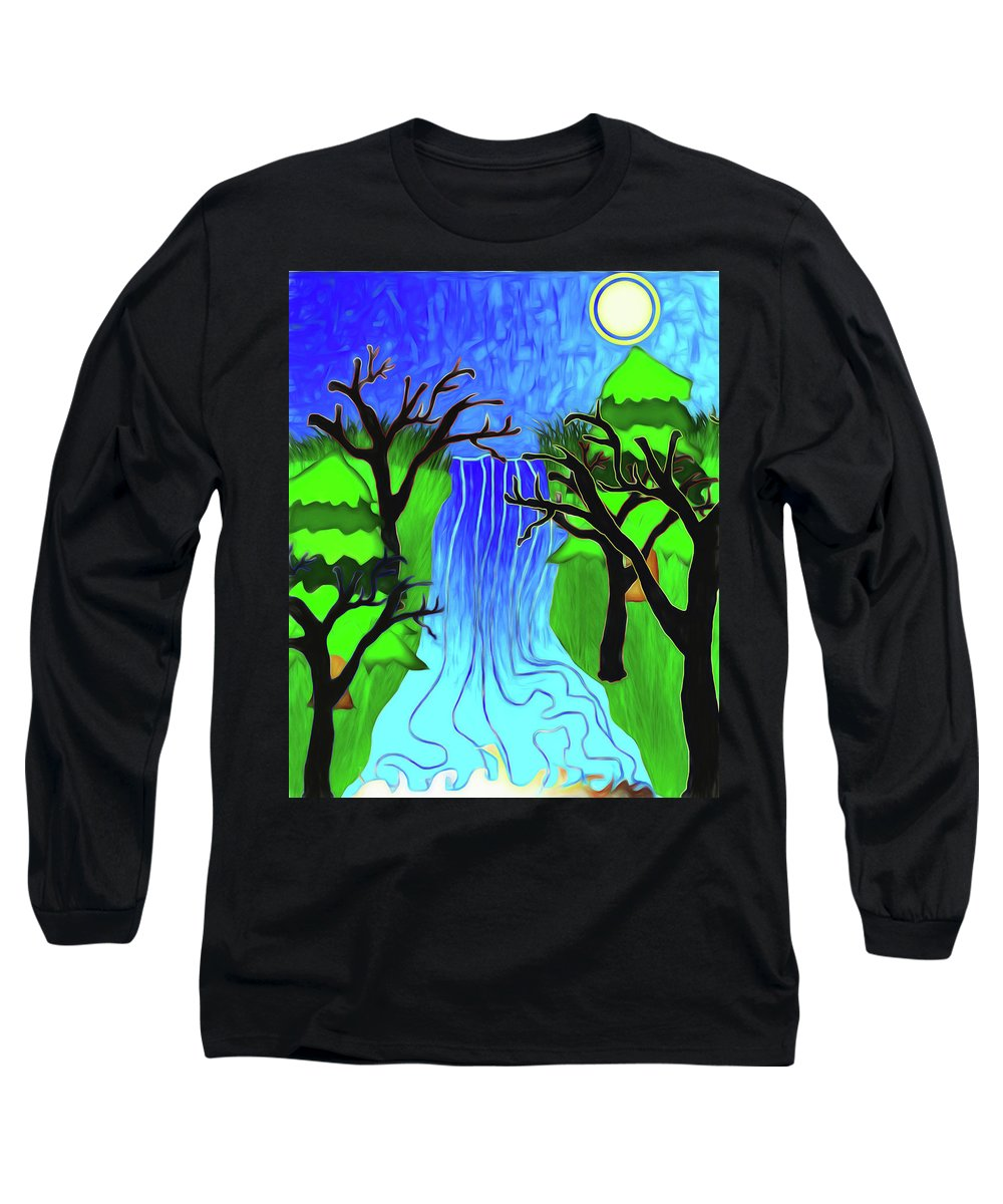 The River - Long Sleeve T-Shirt