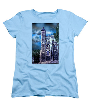 Vintage Travel Tower Of London - Women's T-Shirt (Standard Fit)