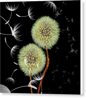 What Do You Wish For - Canvas Print