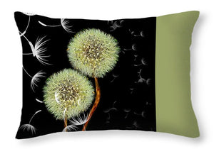 What Do You Wish For - Throw Pillow