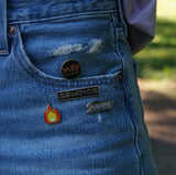 Flamme Emoji PIN