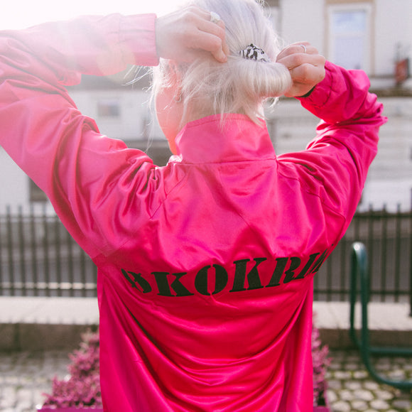 Shiny Økokrim Trackjacket