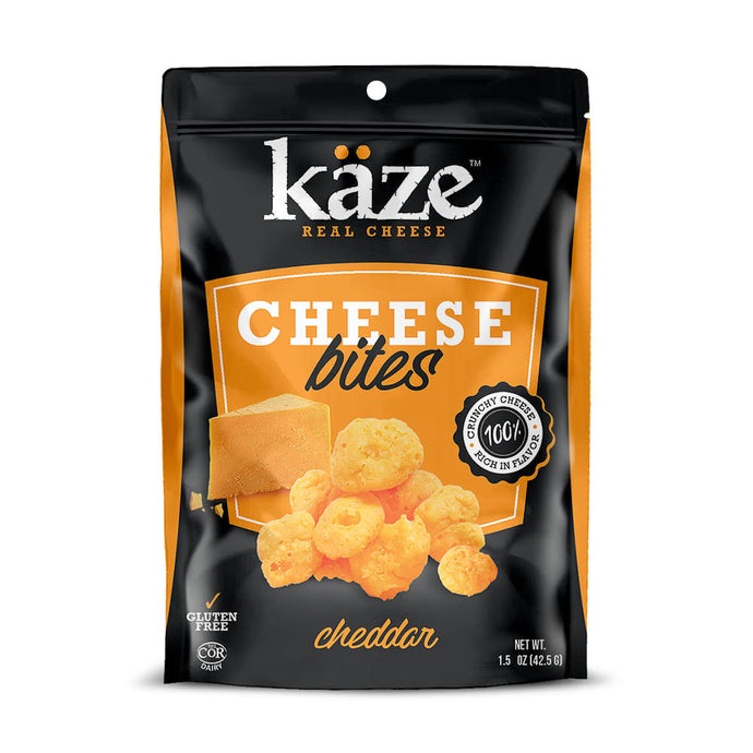 Cheddar Cheese Bites (1.5oz Bag)