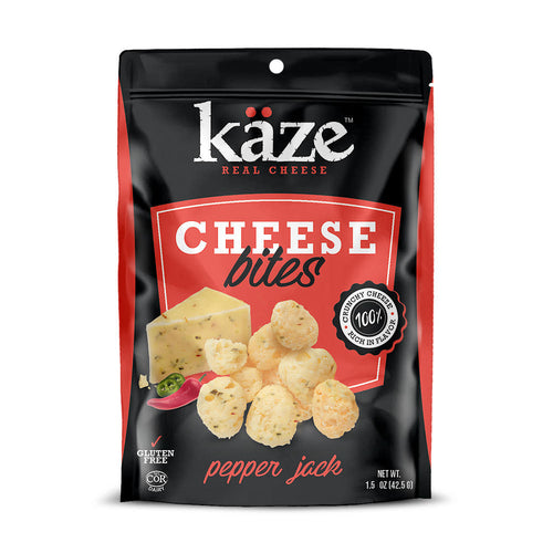 Pepperjack Cheese Bites (1.5oz Bag)