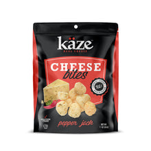 Load image into Gallery viewer, Pepperjack Cheese Bites (1oz Bag)