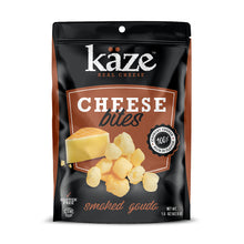 Load image into Gallery viewer, Smoked Gouda Cheese Bites - 1.5oz 3 pack