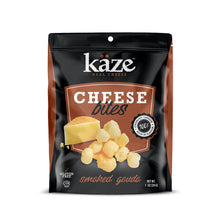 Load image into Gallery viewer, Smoked Gouda Cheese Bites (1oz Bag)
