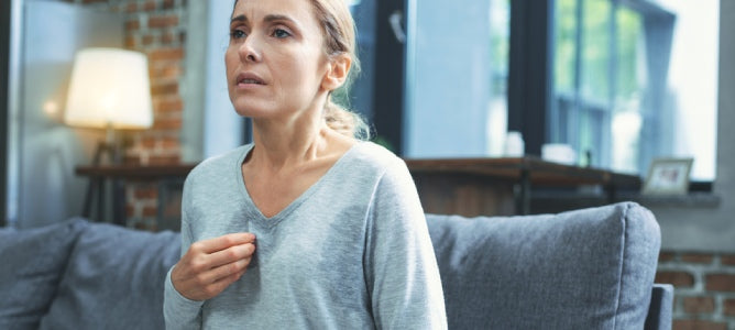 5 Tips to Reduce the Symptoms of Menopause like Hot Flashes