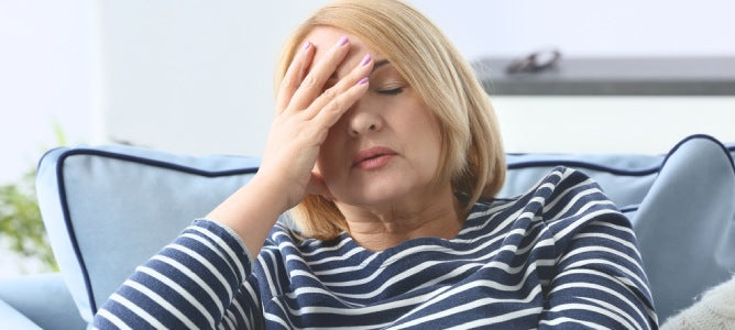 Five Ways to  Keep Your Stress at Bay During Menopause