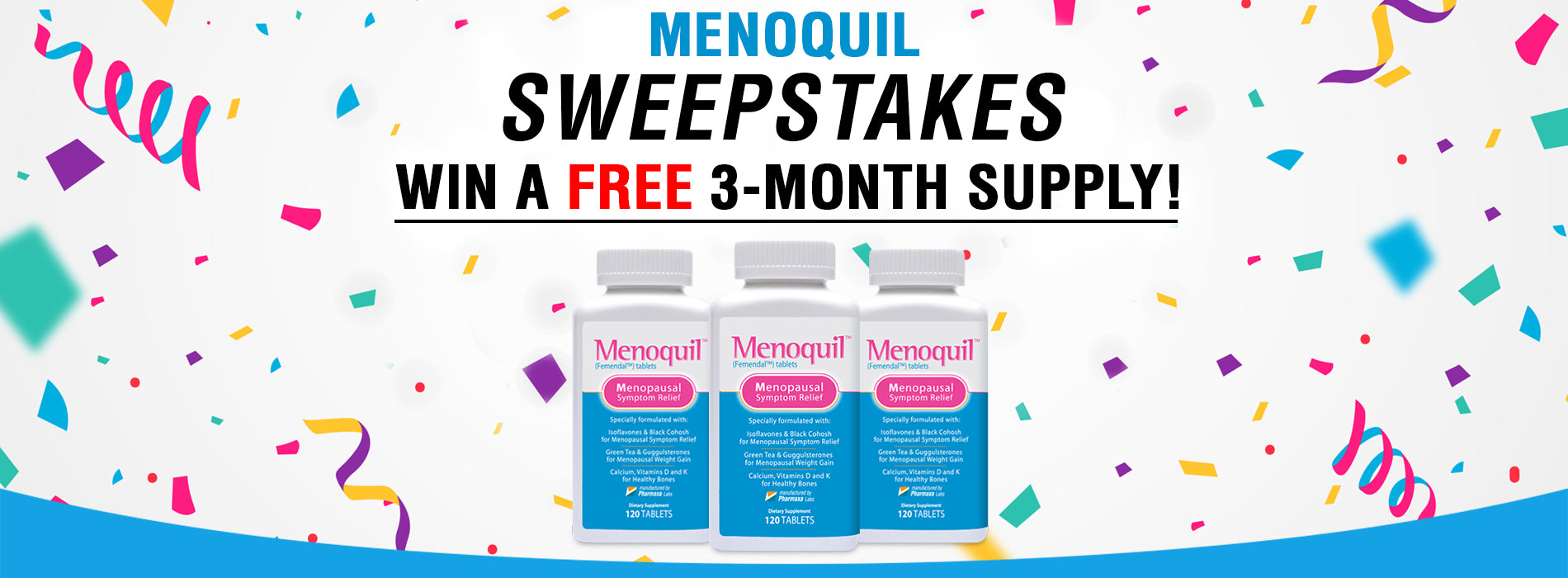 Menoquil Banner