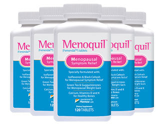 Five Bottles of Menoquil