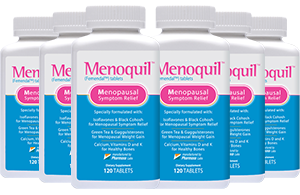 Six Bottles of Menoquil