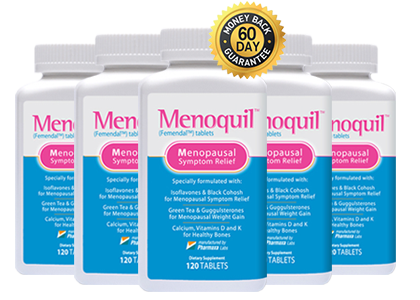 Five Bottles of Menoquil Plus