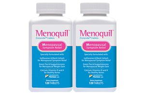 Menoquil Bottle