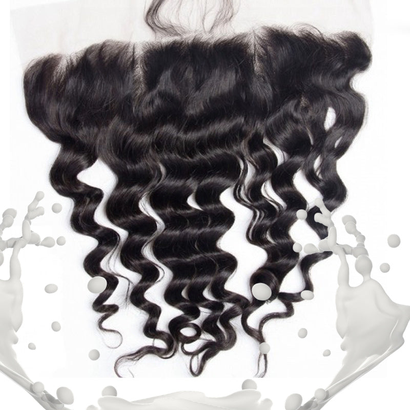 Milk Exotic Wavy Frontal